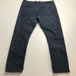DL1961 Russell Slim Straight Mens Jeans Size 38